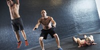 Short Bursts of Moderate Exercise Boost Self Control