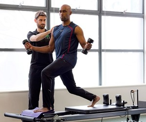 Professional Footballers Use Pilates & Personal Trainers