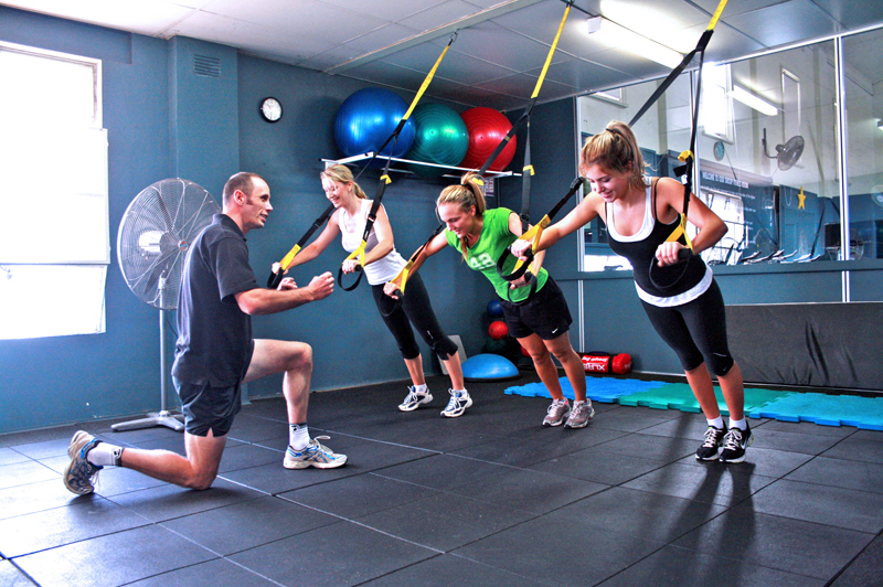 group training trx